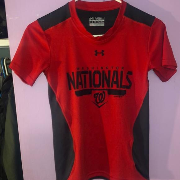 c11976d9 Under Armour Shirts & Tops | Boys Nationals Under Armor Shirt | Poshmark